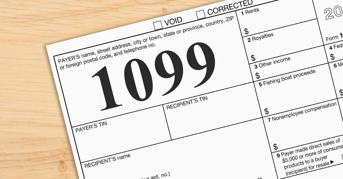 Getting Ready for Tax Season: 1099 Forms, Deductions and More
